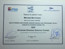 Offshore Personal Survival Course